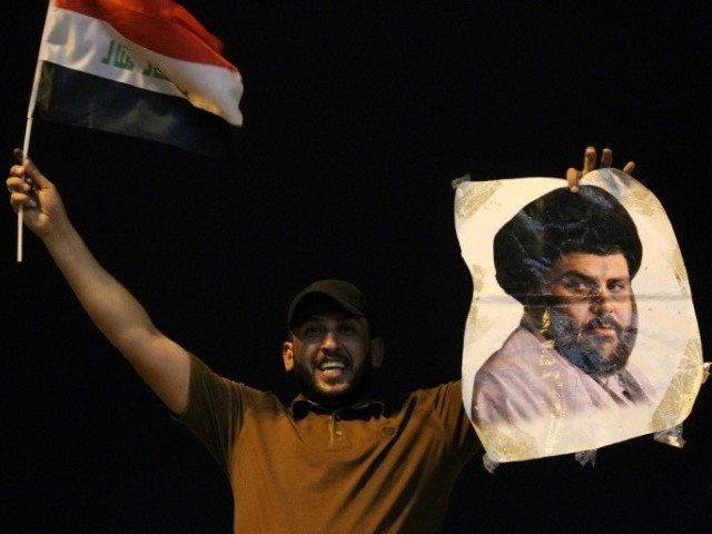 Sadr eyes Govt as poll upset rocks Iraq