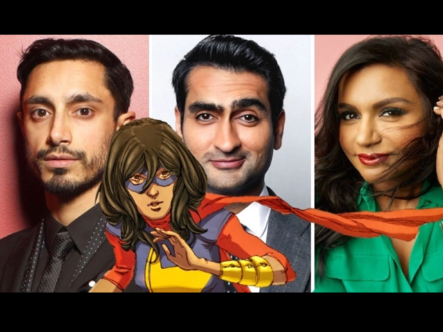 Mindy Kaling, Riz Ahmed want in on Ms Marvel movie