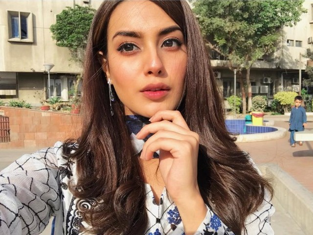 PHOTO: INSTAGRAM/ IQRA AZIZ