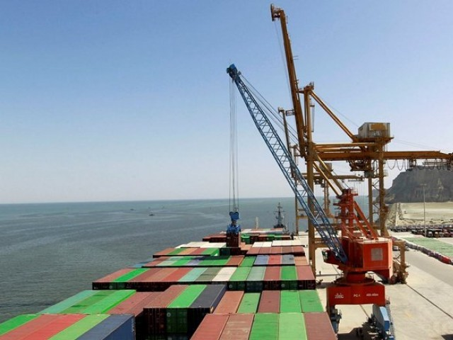 China-Pakistan Economic Corridor. PHOTO: REUTERS