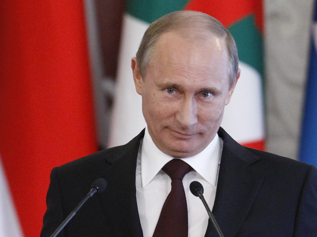 'Am I supposed to be in this post till I'm 100 years old? No!', Putin said  PHOTO: REUTERS
