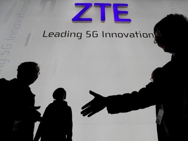 U.S. House Passes Defense Measure That Backs ZTE Penalties