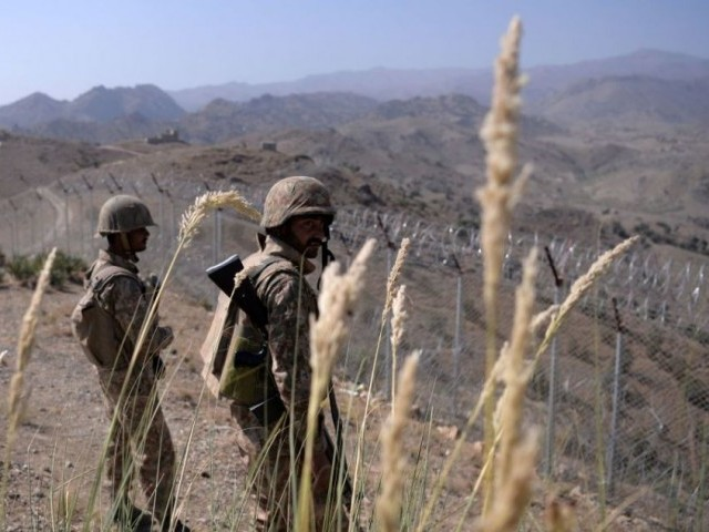 Representational image of Pakistani soldiers. PHOTO: REUTERS