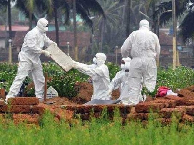 Soldier dies of suspected Nipah virus infection in Kolkata