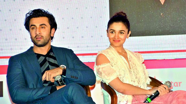 It's official! Ranbir-Alia are the newest couple in B-Town
