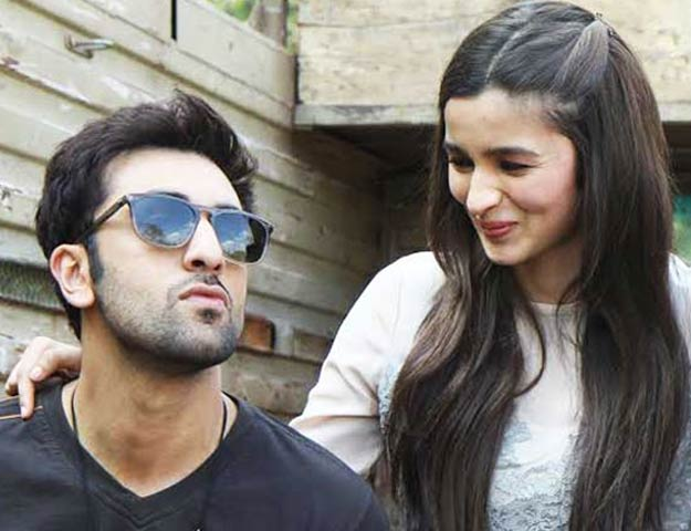 Here's what Alia Bhatt said after watching Sanju's trailer