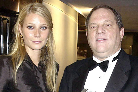 Gwyneth Paltrow says Brad Pitt once threatened Harvey Weinstein