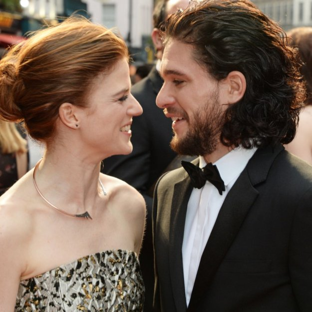 Kit Harington Rose Leslie Announce Wedding Date The Express Tribune