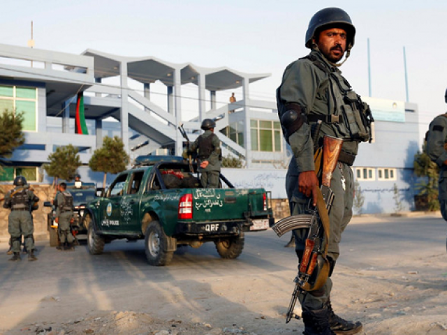 Bomber attacks meeting of Islamic scholars in Afghanistan