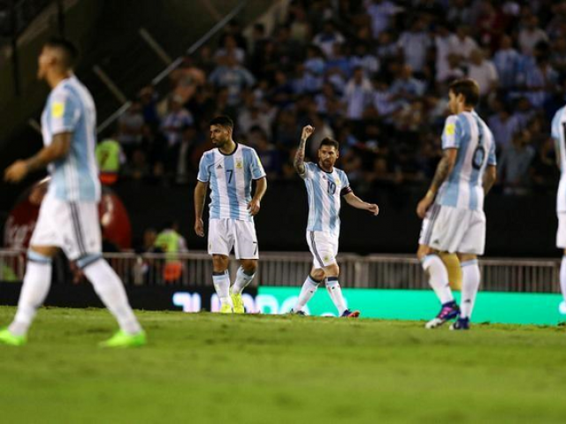 Palestinians welcome after Argentina cancels Israel game