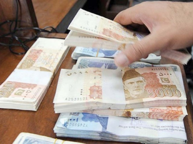 From July through May of the current fiscal year, the FBR has recorded provisional net revenue collection of Rs3.274 trillion  PHOTO: EXPRESS