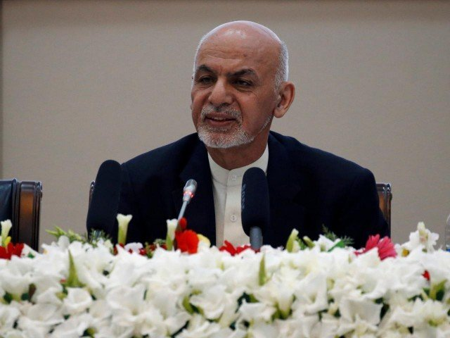 Afghan pres. declares one-week truce with Taliban