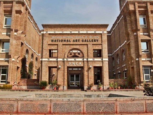 Pakistan National Council of Arts. PHOTO: PNCA FACEBOOK