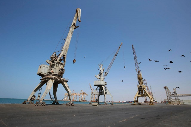 a-view-of-cranes-damaged-by-air-strikes-at-the-container-terminal-of-the-red-sea-port-of-hodeidah-2-2
