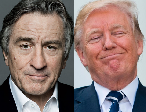 De Niro drops Trump F-bomb onstage at Tony Awards