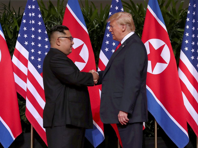 The key word in the Trump-Kim show