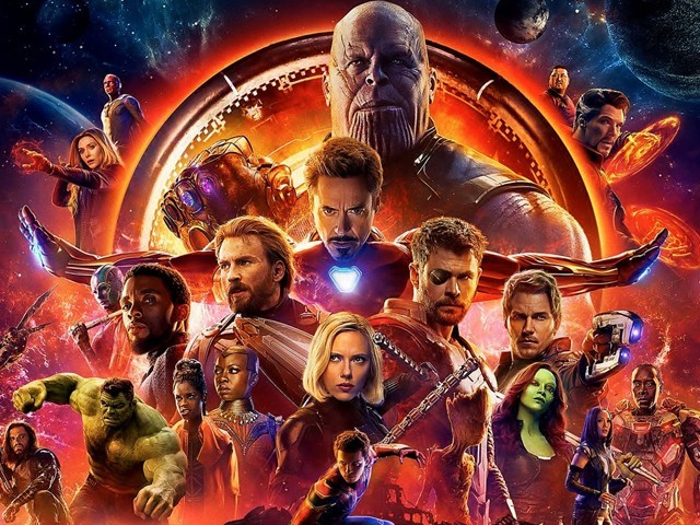 Avengers: Infinity War soars past the $2 billion mark globally