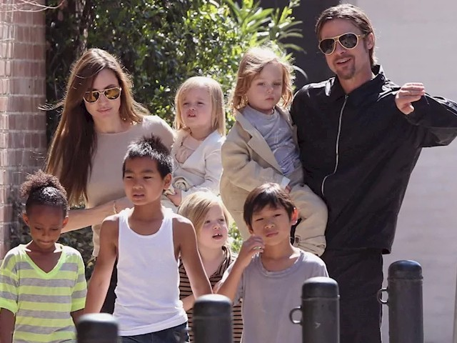 Angelina Jolie Could Lose Primary Custody Of Her Kids With Brad Pitt