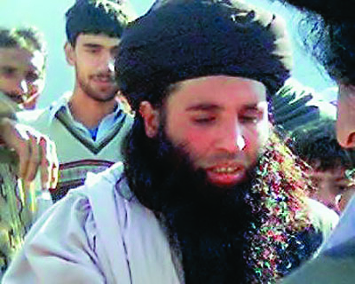 Pakistani Taliban chief allegedly killed in USA  drone strike
