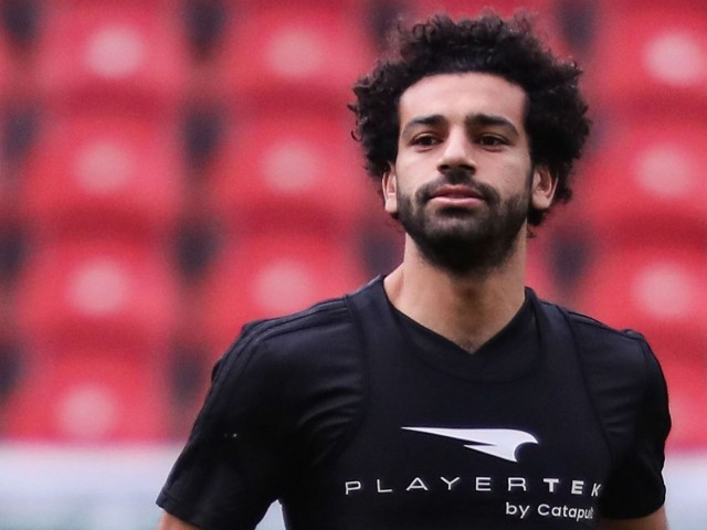 Salah's return lifts Egypt ahead of Russian Federation  test
