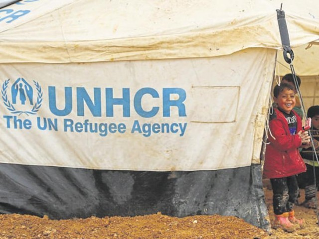 United Nations refugee agency: Record 68.5 million displaced worldwide