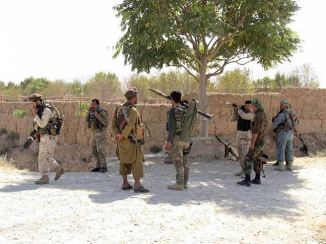 Taliban kill 30 Afghan security personnel days after ceasefire