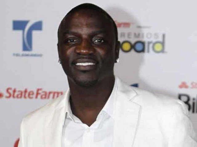 AKon plans to launch cryptocurrency PHOTO: REUTERS