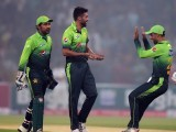 LIMITED-OVERS SERIES: Pakistan will start their tour of Zimbabwe from July 1, which will consist of a T20I tri-series with hosts and Australia and later five-match ODI series against the hosts. PHOTO: AFP