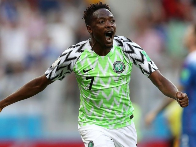 Record-breaking Musa ready for Argentina clash