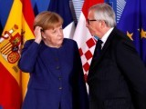 file-photo-german-chancellor-merkel-is-welcomed-by-european-commission-president-juncker-at-the-start-of-an-emergency-european-union-leaders-summit-on-immigration-at-the-eu-commission-headquarters-in
