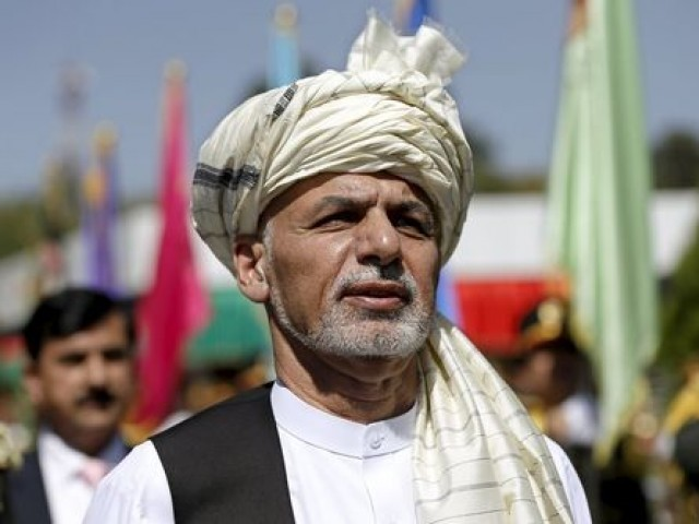 Afghan President Ashraf Ghani. PHOTO: REUTERS/FILE
