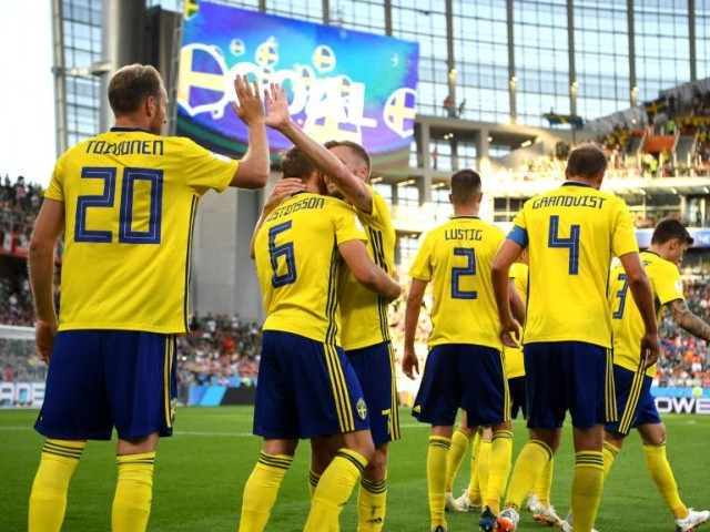 Confident Sweden keen on England showdown