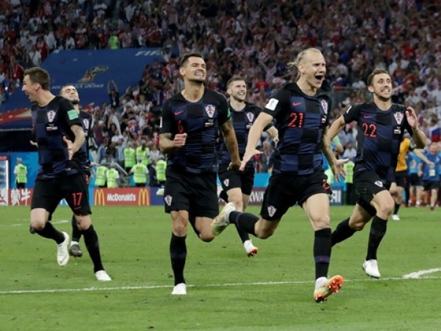 Croatia's latest 'golden generation' finally shining at World Cup