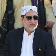 Balochistan National Party-Mengal chief Akhtar Mengal. PHOTO: MOHAMMAD ZAFAR