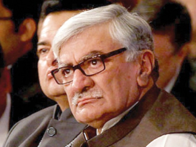 Asfandyar Wali Khan says the decision will further bolster extremism in the world. PHOTO: FILE