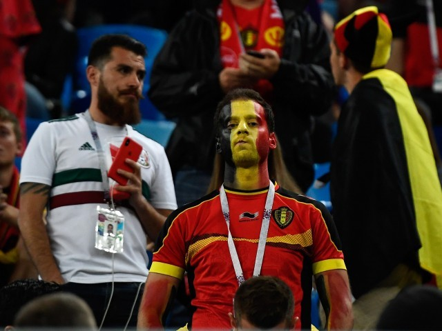 Sadness and heartache engulfs defeated Belgium