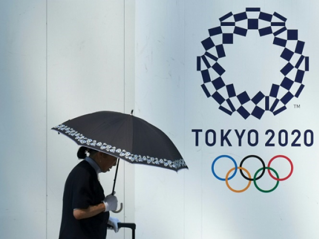 The torch will arrive in the Japanese capital on July 10, 2020. PHOTO: AFP