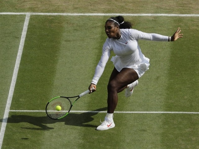 Serena Williams Upset in Wimbledon Final