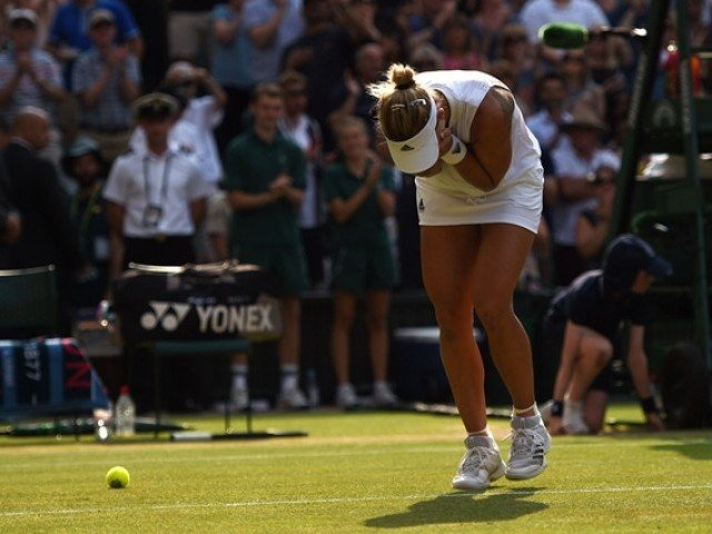 Serena Williams In Tears After First Wimbledon Loss In 10 Years