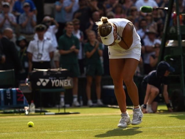 Serena Williams' husband Alexis Ohanian shares emotional message after Wimbledon loss