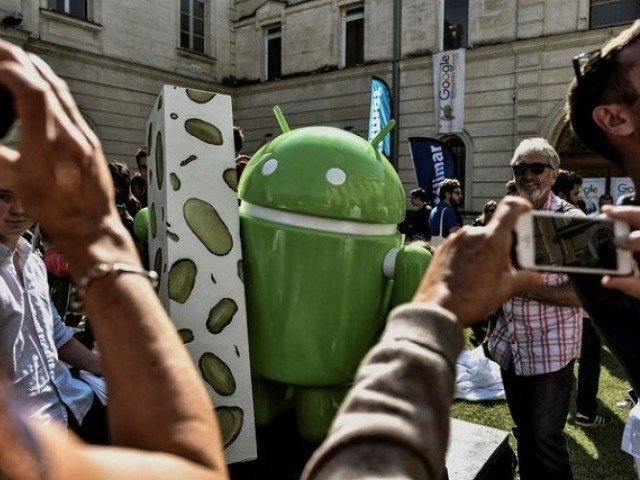 European Union hits Google with record 4.3 billion euro fine over Android