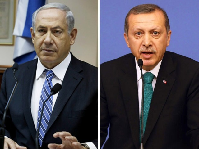 The issue is the latest source of tension between Israel and Turkey one of the Jewish state's few key Muslim partners