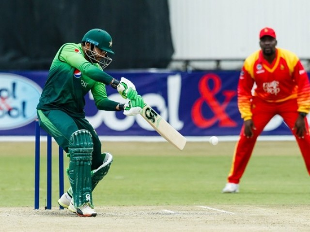 Fakhar Zaman becomes fastest player to score 1000 runs