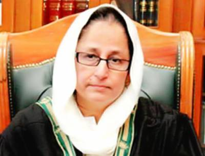 Justice Syeda Tahira Safdar. PHOTO: BALOCHISTAN HIGH COURT