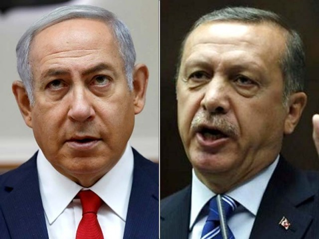 Turkish president calls Israel fascist and racist over nation state law