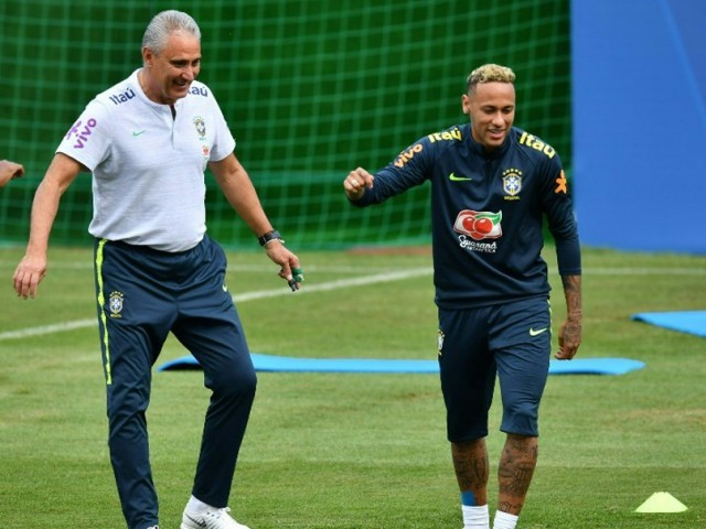 Tite's first challenge will be to win the Copa America in 2019 when Brazil hosts the tournament. PHOTO: AFP