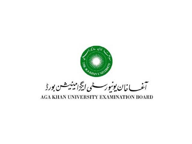 The Aga Khan University Examination Board (AKU-EB) announces matric and inter results. PHOTO: FILE