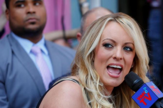 Adult film star Stormy Daniels arrested in OH strip club 'setup'