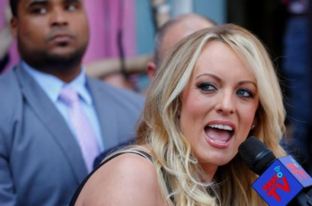 Stormy Daniels Arrested While Dancing at Club