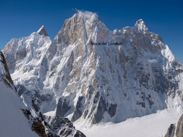 Stranded Russian climber rescued after six-day ordeal in Pakistan